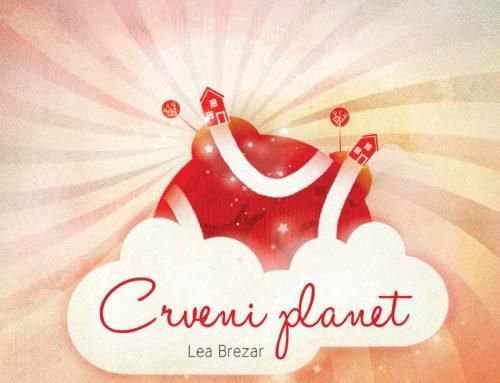 Crveni planet: priča za djecu