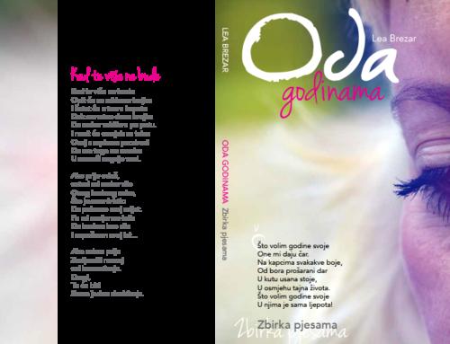 Zbirka pjesama Oda godinama, doživjela i II.izdanje