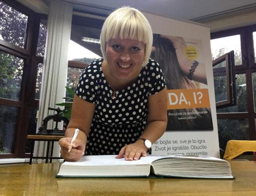 """Promocija knjige """"DA,I?"""", Čakovec"""